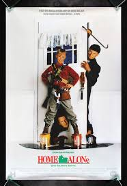 home alone theatrical poster.  Alone HOME ALONE  CineMasterpieces 1SH CHRISTMAS MOVIE POSTER ROLLED RARE INTL  DS  EBay With Home Alone Theatrical Poster