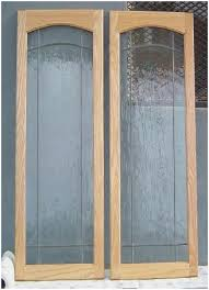 decorative glass inserts inspirational cabinet decorative door glass