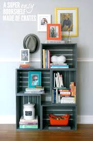 crate wall shelves how to make a bookshelf crates ads and room inside wooden crate wall crate wall shelves