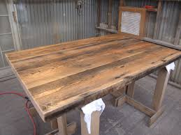 Growth Tables Old Growth Doug Fir Floor Joists Dining Table Table