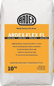 Ardex Flex Fl Flexible Rapid Set Tile Grout For Wide Joints