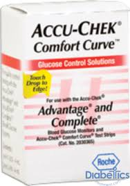 Roche Diagnostics 2030390 Accu Chek Comfort Curve