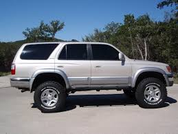 1996 Toyota 4runner Limited 4x4 Lifted Locked OME BFG - Toyota ...