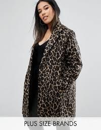 river island plus leopard print coat animal women coats river island shirts river