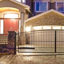 visually appealing home security gates s18