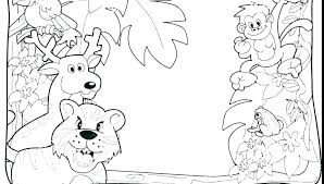 Australian Animals Coloring Pages New Animal Coloring Pages