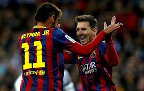 Goals Bt Ween Messi And Neymar Jr Neymar I have a great relationship with Messi 12 115616