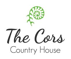 the cors country house restaurant the cors county house logo