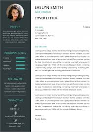 Creative Cover Letter Template 21 Cover Letter Free Sample Example Format Free