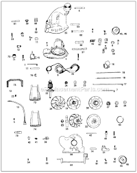 kirby d50 parts list and diagram ereplacementparts com click to close