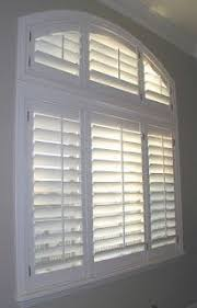 Plantation Blinds For Half Circle Window  For The Home Semi Circle Window Blinds