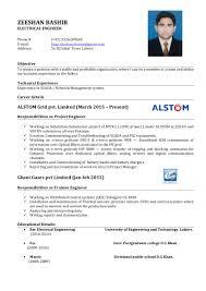 Sample Resume Of Fresher Teacher Virtren Com