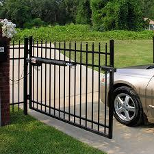 driveway gates openers