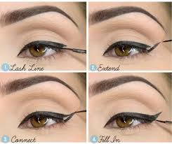 1 perfect winged eyeliner