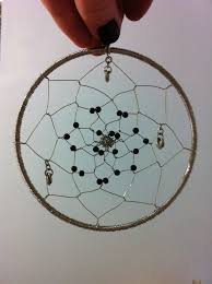 Wire Wrap Dream Catcher Tutorial Wire Dreamcatcher 100 Steps with Pictures 8
