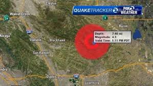 4 3 Magnitude Earthquake Centered Near Blackhawk Felt