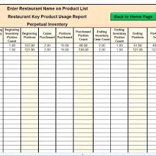 Product Spreadsheet Product Inventory Spreadsheet Sample Product