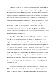 Compare And Contrast Essay On Two Friends Compare And Contrast Essay
