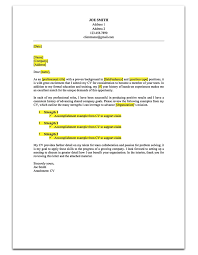 Sample Of A Professional Cover Letter 3 Cover Letter Samples To Help You Stand Out Career Advice