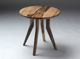 round side table. round side table