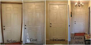 white door with wood trim painting wood doors and trim white door ideas biz painting wood white door