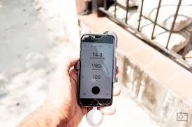 Lumu Light Meter App Review Lumu Power Light Meter Apple Iphone 6s