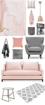 blush grey and copper on trend colour schemes liv with vision bedroomalluring members mark leather executive chair