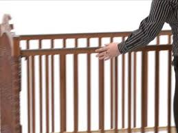 simmons easy side crib. stork craft instructional video drop-side crib conversion to fixed side - youtube simmons easy
