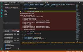 Debugger Hangs Without Any Debugger Console Errors And Or