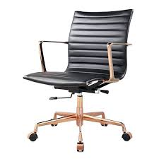 black and gold office chair office chair black rose gold black gold office chair