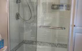 frameless shower door with towel bar nonsensical applying cento ventesimo decor decorating ideas 6