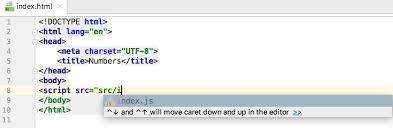 HTML - Help | IntelliJ IDEA