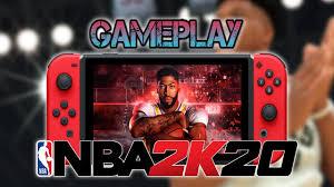 NBA 2K20 | Gameplay [Nintendo Switch ...