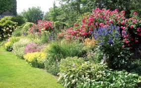 garden borders.  Garden Flower Borders Will Transform Your Garden To Garden Borders G