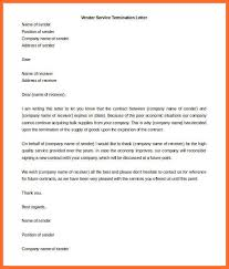 termination letter template termination letter template soap format