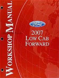 2006 2009 ford lcf low cab forward fuse diagram fuse diagram ford low cab forward workshop manual · fuse box