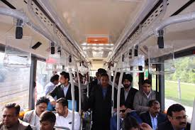 City Bus Services Started In Noida And Greater Noida Uitp