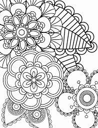 25 Bladeren Kleurplaten Volwassenen Bloemen Mandala Kleurplaat In