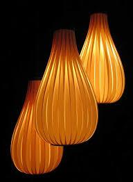 photos of wood veneer lamp