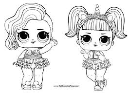 Lol Doll Coloring Pages Best Of Lil Flower Child Series 3 Wave 2