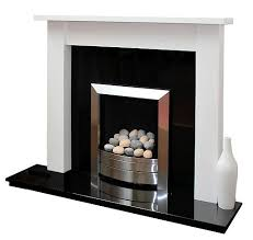 electric fireplace suite gas fire and surround