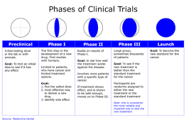 Clinical Trails - All you need to know | GACR-Your-Door-To-Future
