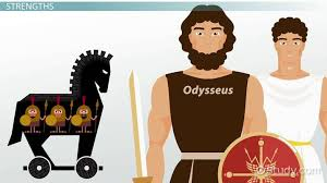 The Odyssey Character Chart Is Odysseus A Hero Character Analysis