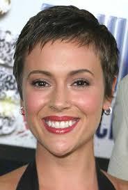 super short pixie haircut for over 50 women