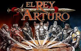 Resultado de imagen de el rey arturo leyenda