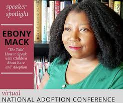 """National Council For Adoption - The 2020 National Adoption Conference is  just two weeks away! Today we are spotlighting a speaker whose session is  particularly salient for this moment in our nation. """""""