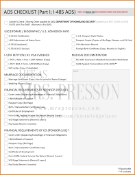 Visa Harmony Form I 485 Sample Cover Letter Vawebs