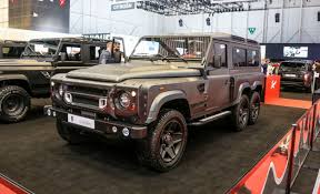 land rover defender 2015 4 door. 6x6 is the new 4x4 this defenderu2013based concept seriously bad land rover defender 2015 4 door a
