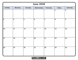 printable calendar 2018 word june 2018 calendar printable template june calendar 2018 june 2018