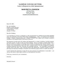 Cover Letter Examples Medical Medical Receptionist Cover Letter